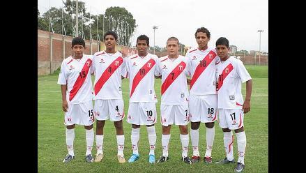 Listo el equipo de la selección sub 20 para cuadrangular en Arequipa