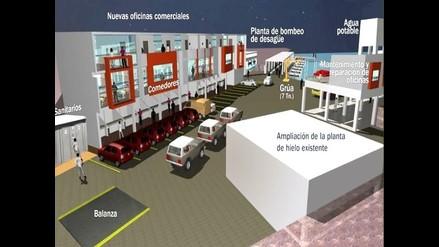 APM Terminals Callao modernizará muelle artesanal de pescadores
