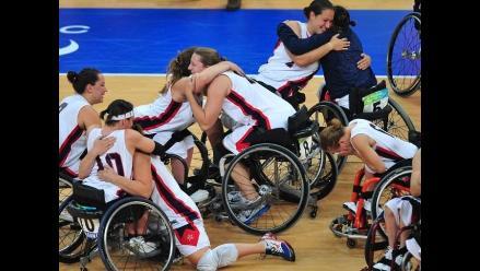 Londres empieza a recibir a los atletas de los Juegos Paralímpicos
