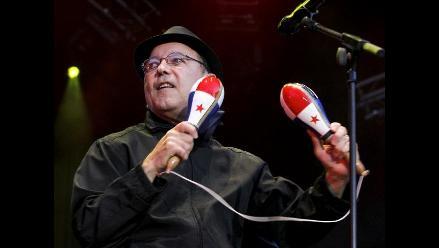 Rubén Blades: al Perú lo llevo en el corazón