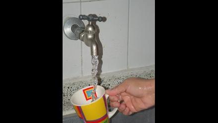 Producción de agua potable se incrementó en 1,3% en junio