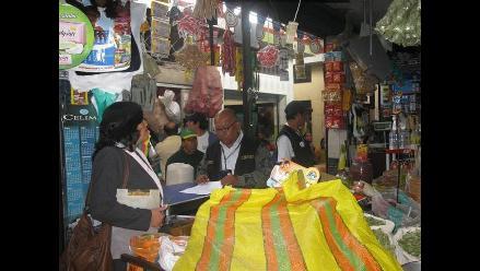 Incautan cigarros de contrabando durante operativo en Trujillo