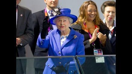 Reina Isabel II participará en inauguración de los Juegos Paraolímpicos