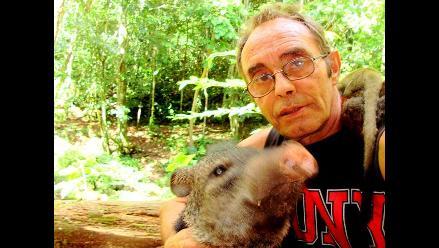 Orlando Zagazeta crea conciencia sobre flora y fauna silvestre