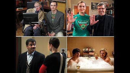 Diez famosas apariciones en The Big Bang Theory