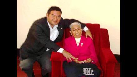 La Libertad: Celebran Día del Adulto Mayor con tatarabuela de Chocope