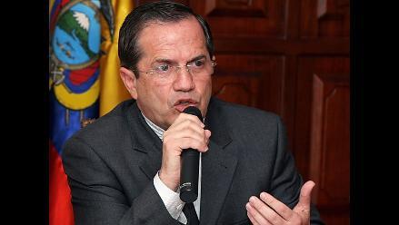 Ecuador agradece apoyo internacional en caso Assange