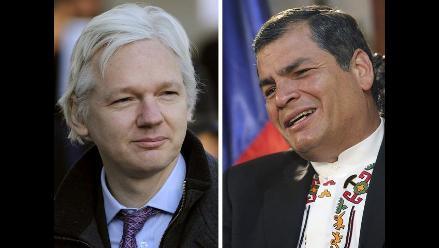 Ecuador pide a OEA respaldo en caso Julian Assange