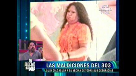 Mero Loco acusa a vecina del 303 de provocar su ruptura con Susy Díaz