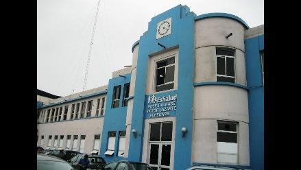 Trujillo: Área de emergencia de hospital de EsSalud repleta por paro