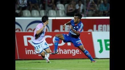 Olympique de Lyon iguala con el modesto Evian en la Liga de Francia