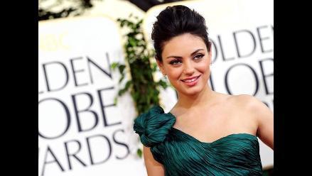 Mila Kunis: Nada cambió después de
