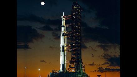 Diez expediciones espaciales parcialmente exitosas