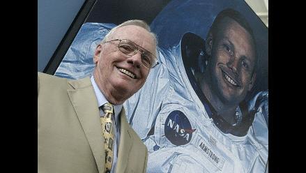 ESA: Neil Armstrong perteneció a la humanidad