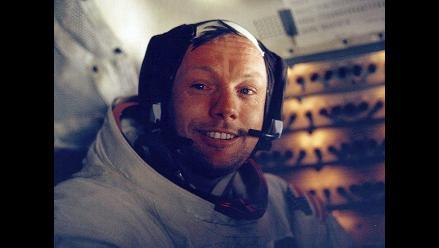 Neil Armstrong, un ´héroe americano´ que hizo historia