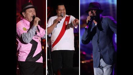 Ases de la música latina pusieron sabor en el Festival Chim Pum Callao