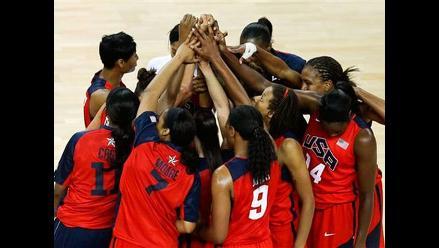 EEUU vence a España y campeona en Mundial de Básquet Femenino Sub 17