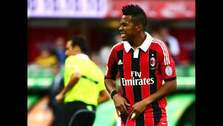 Milan cayó 0-1 ante Sampdoria en la primera fecha del Calcio italiano
