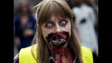 El apocalipsis zombie se apodera de las calles de Suecia