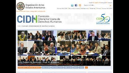 CIDH pide a Perú clarificar posición frente al caso Barrios Altos