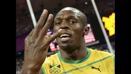 Usain Bolt aspira a correr los 200 metros en menos de 19 segundos