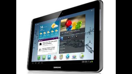 Tableta Galaxy 10.1, clave en la pugna Apple-Samsung en EEUU