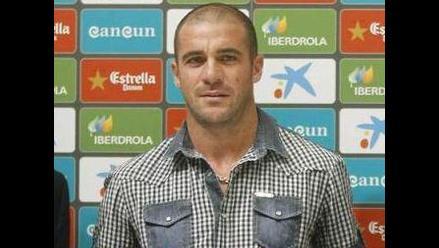 Uruguayo Walter Pandiani firma por el Villarreal de España