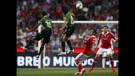 Prensa portuguesa asegura que Javi García jugará por Manchester City