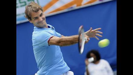 Roger Federer continúa al frente del ATP en la antesala del US Open