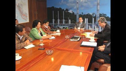 Autoridades de La Convención apoyan continuidad del Gasoducto del Sur