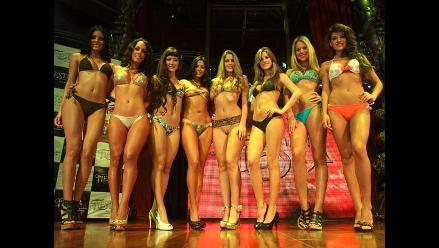 Conozca a las bellas chicas que participarán en el Miss Wosmos 2012