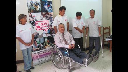 Lambayeque: Dos de cada cien personas con discapacidad tienen empleo