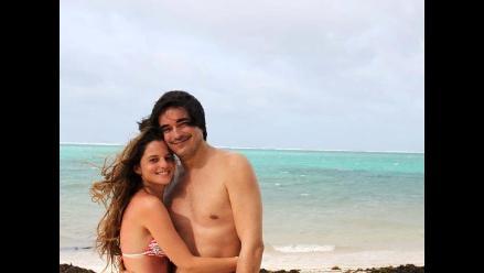 Jaime Bayly y su esposa disfrutan vacaciones en Punta Cana