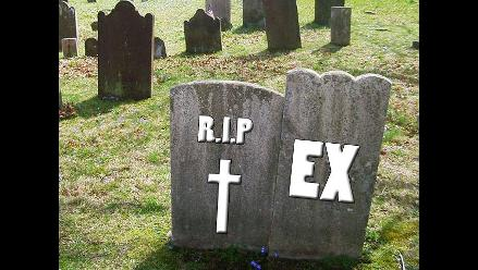 Deja que tu ex descanse en paz: 10 tips para olvidar