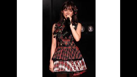 Maeda Atsuko se graduó oficialmente de AKB48
