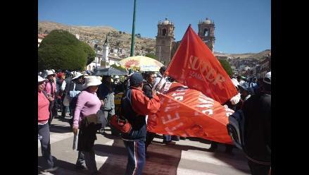 Tacna: Declaran improcedente paro indefinido del Sutep Orgánico