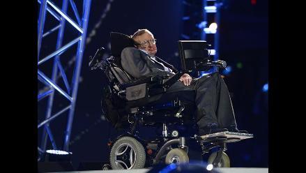 Stephen Hawking participó en apertura de los Paralímpicos Londres 2012