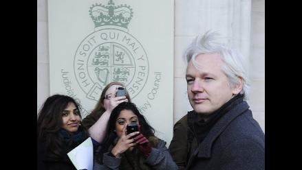 Assange: Suecia ha cambiado de una manera muy triste