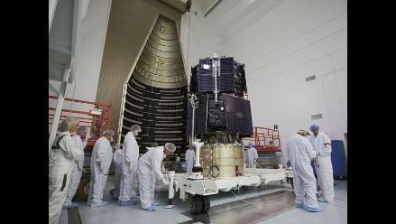 Despega cohete Atlas V con dos sondas espaciales de la NASA