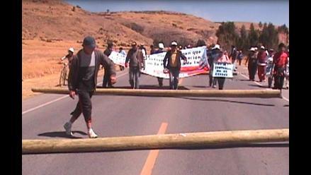 Aseguran que pobladores de Orcotuna están en contra de aeropuerto