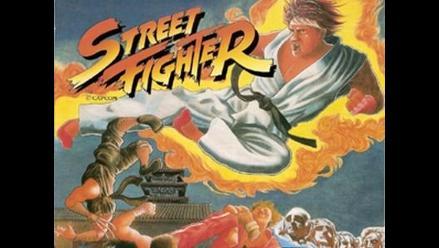 Street Fighter cumple 25 años