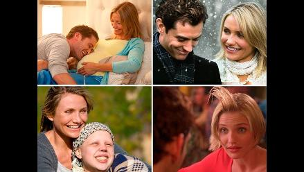 Las diez películas más famosas protagonizadas por Cameron Díaz