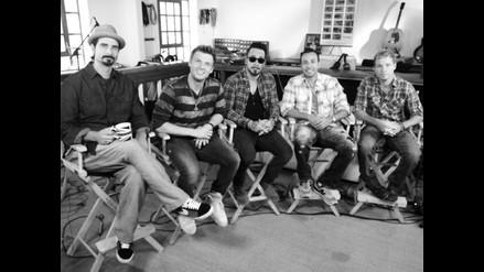 Los Backstreet Boys vuelven a cantar juntos después de 6 años
