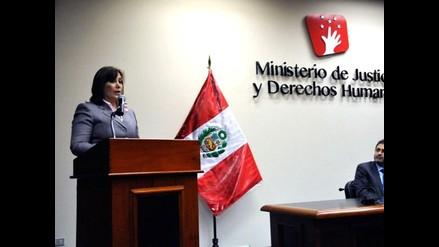Ministra Rivas: El Perú no defiende fallo de Villa Stein