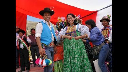Presidente Humala y su familia se encuentran en Paracas