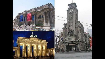 Las diez mejores ciudades culturales del mundo