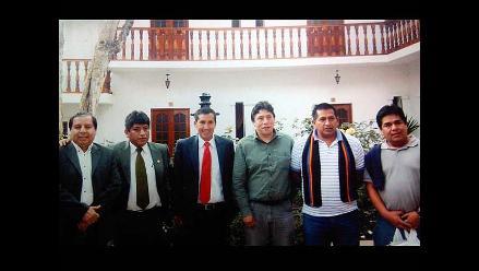 Alcalde de San Marcos niega vinculación con Alexis Humala