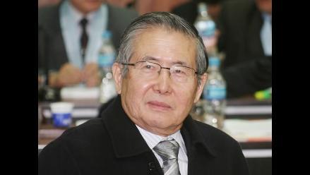 Ica: Realizan misa por la salud del expresidente Alberto Fujimori