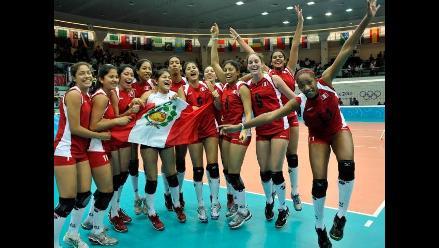 Selección peruana de vóleibol Sub 23 debutó con triunfo ante Costa Rica