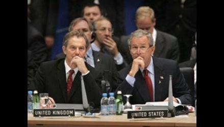 Premio Nobel de la Paz pide juzgar a Bush y Blair por la guerra en Irak